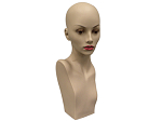 Mannequin Head Bust Wig Hat Jewelry Display #MB2