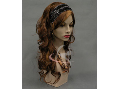 Mannequin Head Bust Wig Hat Jewelry Display #BarbaraF1